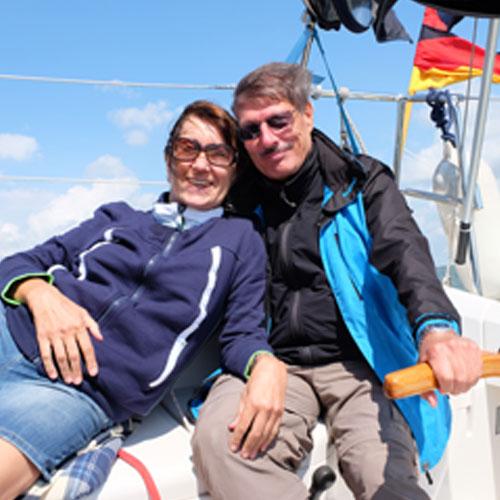 Gertraud und Jürgen
