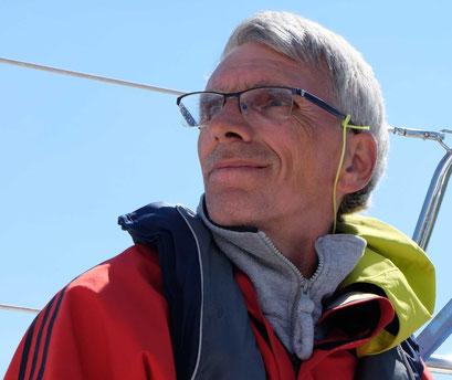 Skipper Andreas Werland