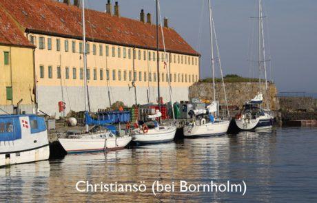 Hafen von Christiansö
