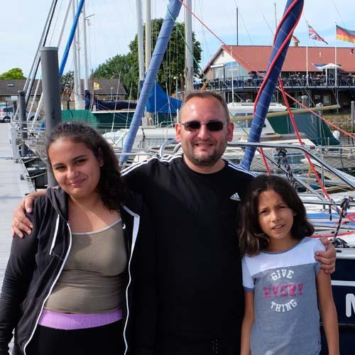 Testimonial Inessa Prüfungstörn mit Skipper